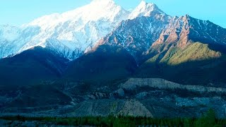 Nilgiri Mountain, Nepal