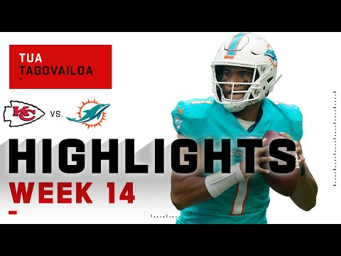 Tua Tagovailoa Turned Up the Pressure w 316 Passing Yds & 2 TDs NFL 2020 Highlights