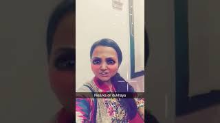 Nisha ko Santosh se dhokha mila PART- 1, Subscribe , Like , Share this Comedy Video