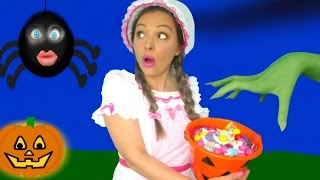 Halloween songs for Children, Kids and Toddlers with Little Miss Muffet