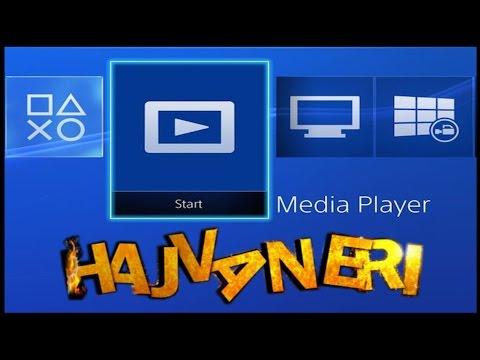 PS4 kako gledati filmove slusati muziku na vašoj konzoli