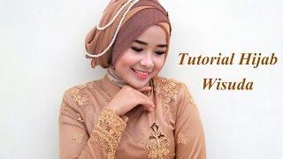Tutorial Hijab Wisuda 2015   Mutia Yulita