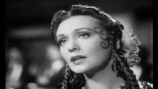 Zarah Leander -  Der Wind hat mir ein Lied erzählt (La Habanera) 1937
