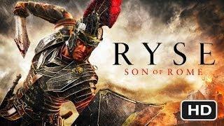 RYSE: Son of Rome - FULL MOVIE [HD] 1080p - Complete Walkthrough (All Cutscenes, Cinematics, Gameplay) Xbox One