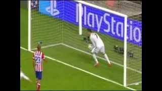 Final de la liga de Campeones 2014 Lisboa  Real Madrid 4- Atletico Madrid 1