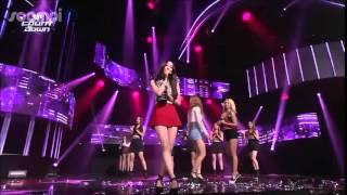 Sistar 씨스타 dasom 다솜 Solo part live