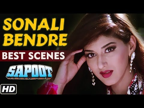Xxx Mp4 Best Of Sonali Bendre Scenes HD Sapoot Hindi Movie Bollywood Video 3gp Sex