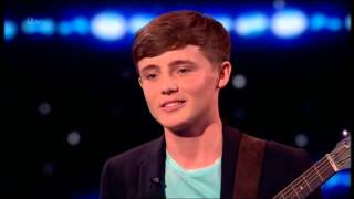 BRITAIN'S GOT TALENT 2014 SEMI FINALS - JAMES SMITH