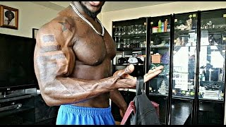HOW TO GET BIG ARMS WITH NO WEIGHTS FOR 2017