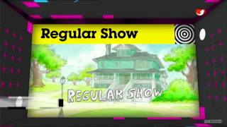 Cartoon Network HD Germany on Kabel Eins HD Continuity 1080p 17-03-12
