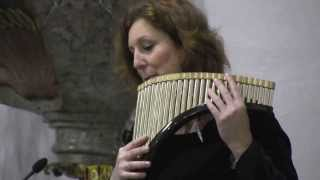 KYJOV-NOVOROČNÍ KONCERT se světovými umělci:Liselotte Rokyta (panova flétna) a Jan Rokyta (cimbál)