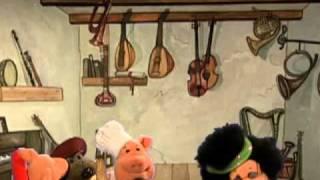 Ruffus The Dog - The Three Musketeers