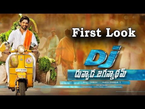 Xxx Mp4 Allu Arjun DJ Duvvada Jagannadham First Look DJFirstLook Motion Teaser Pooja Hegde DSP 3gp Sex