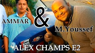 Alexandria Champions Episode 2 | Ammar & M.Youssef