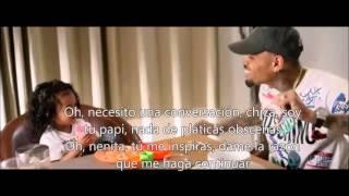 Chris Brown - Little More Traducida Al Español