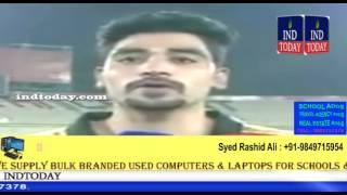 Sunrisers Hyderabad's Mohammed Siraj shines in IPL 2017