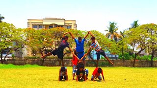 SANAM RE Title song || Acrobatic Dance || BSB crew (Jamshedpur) || by Santosh Daswali
