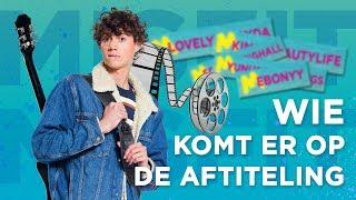 EERSTE VIJF AFTITELING WINNAARS! - MISFIT DE FILM