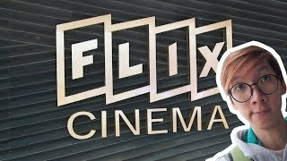 NONTON WONDER WOMAN di FLIX CINEMA | PIK Avenue Mall | KURVLOG