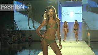 KAOHS Full Show Spring 2017 | Miami Swim Week by Fashion Channel