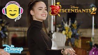 Descendants 2 | Chillin