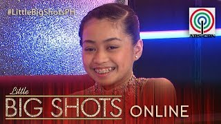Little Big Shots Philippines Online: Gabby | Young Figure Skater