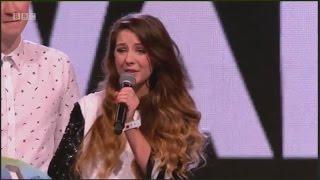 BBC Radio 1 - Teen Awards 2014 - Zoella Wins (Best British Vlogger)