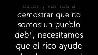 Palabras con sentido (Letra) - Daddy Yankee
