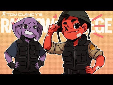 Xxx Mp4 THE NEW BOOTY CHALLENGE Rainbow Six Siege W Gorillaphent R6 Operation Chimera 3gp Sex