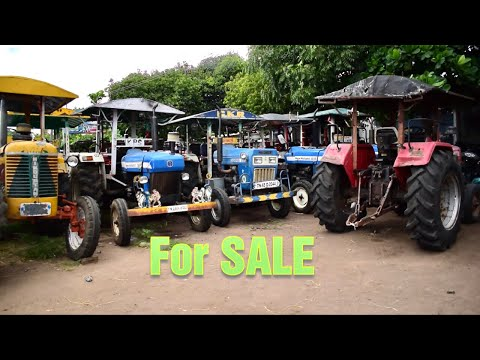 Tractor for Sales Used All Type of tractor Sale - Come To Village