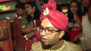 mahiya mahi wedding ceremony at senamaloncho  Full video HD