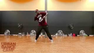 1991 - Azealia Banks / Kapela House Dance Footwork / URBAN DANCE CAMP