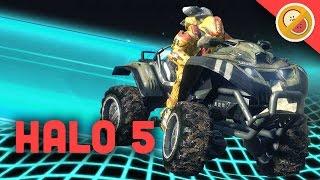 TRONGOOSE! | Halo 5 Custom Game Shenanigans