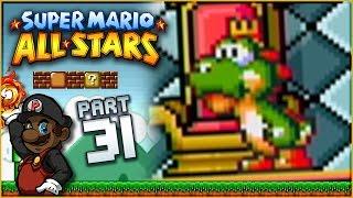 "Super Mario All Stars (100%) - Part 31 | "" Has Science Gone Too Far"" (Super Mario Bros 3)"