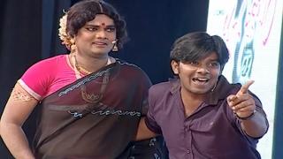 Sudigali Sudheer Performance - Jabardasth Comedy Show - Auto Ramprasad - Getup Srinu - Telugu Skits