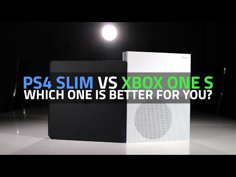 PS4 Slim Vs Xbox One S | Which One's Better?