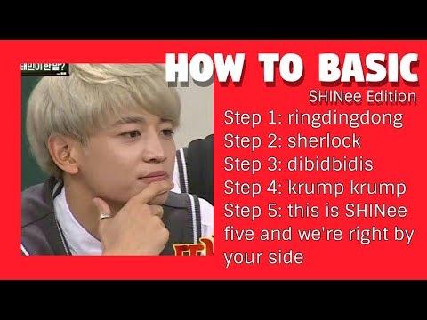 Download Lagu How to Basic - SHINee edition MP3