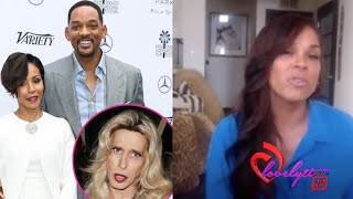 Will Smith's EX Wife Sheree Fletcher CHECKS Alexis Arquette For Saying Will & Jada Are GAY