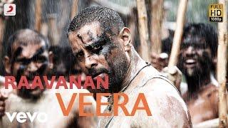 Raavanan - Veera Tamil Lyric | A.R. Rahman | Vikram, Aishwarya Rai