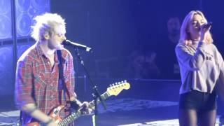 5 Seconds Of Summer - Waste The Night - Moline IL 7/29/16