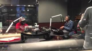 Nick Grant Freestyle On Greg Street Show Goodie Mob Beat