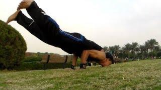 تعلم الحركة التي تجعل اعصابك حديد بكل سهولة فريز مع النسر  stright freez tutorial
