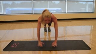 Butt and Boobs Workout on the Floor: Fitzness.com