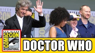 DOCTOR WHO Comic Con 2017 Panel - Season 10, Christmas Special, News & Highlights