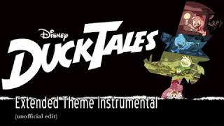 Ducktales FULL Theme INSTRUMENTAL 2017