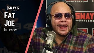Fat Joe Talks Retirement and Last Album 'Family Ties' | SWAY'S UNIVERSE
