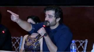 Hamza Ali abbasi Got Angry while Talking About Bollywood Movies 2018