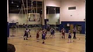 VCS 7th Grade Boys Basketball 1994 Playoffs Game 1