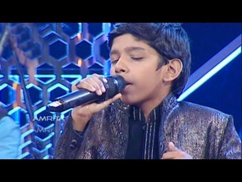 Super Star Junior- 5   Amal Roy Singing - Baharon Phool Barsao