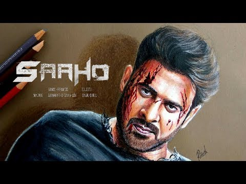 Xxx Mp4 SAAHO Amazing Realistic Drawing Of Prabhas First Look Of Saaho Its Show Time Saaho Teaser 3gp Sex